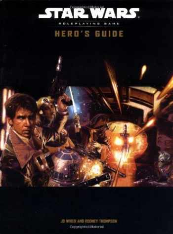 9780786928835-0786928832-Hero's Guide (Star Wars Roleplaying Game)