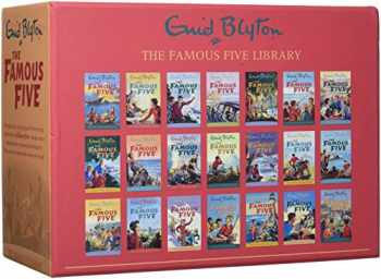 9781444936858-1444936859-Enid Blyton Famous Five Series 21 Books Collection Box Gift Set Pack (1 To 21)