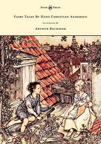 9781445508580-1445508583-Fairy Tales by Hans Christian Andersen - Illustrated by Arthur Rackham