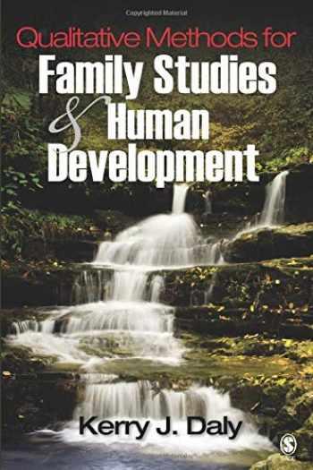 9781412914031-1412914035-Qualitative Methods for Family Studies and Human Development