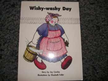 9780780207332-0780207335-Story Basket, Wishy-Washy Day