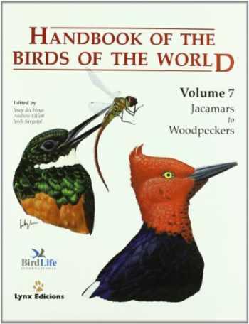 9788487334375-8487334377-Handbook of the Birds of the World, Vol. 7: Jacamars to Woodpeckers