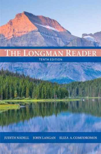 9780205172894-020517289X-The Longman Reader (10th Edition)