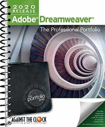 9781946396402-1946396400-Adobe Dreamweaver 2020: The professional Portfolio