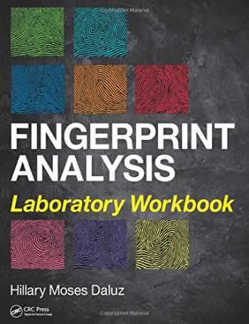 9781466597891-1466597895-Fundamentals of Fingerprint Analysis And Lab Book Package: Fingerprint Analysis Laboratory Workbook (Volume 1)