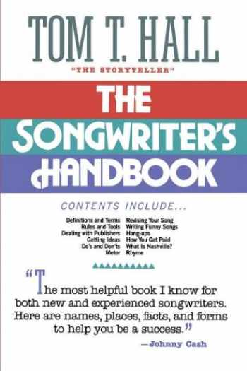9781558538603-1558538607-The Songwriter's Handbook