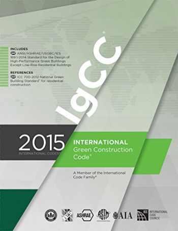 9781609834883-1609834887-2015 International Green Construction Code® (IgCC®)