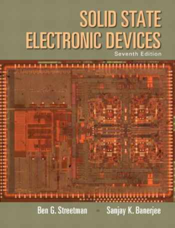 9780133356038-0133356035-Solid State Electronic Devices (7th Edition)