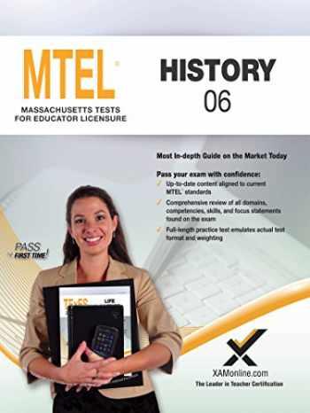 9781607874690-1607874695-2017 MTEL History (06) (MTEL Teacher Certification Guides (MA))