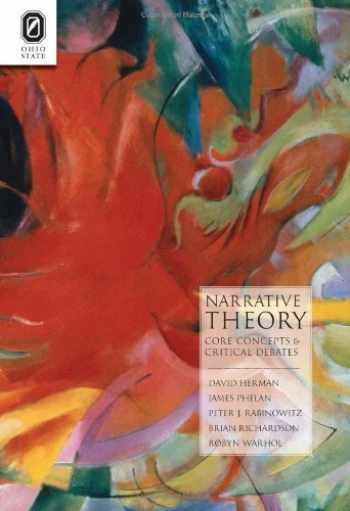 9780814251843-0814251846-Narrative Theory: Core Concepts and Critical Debates (THEORY INTERPRETATION NARRATIV)