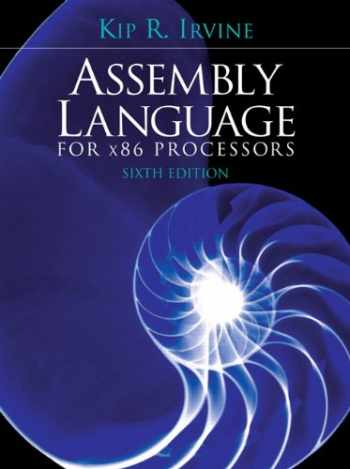 9780136022121-013602212X-Assembly Language for X86 Processors