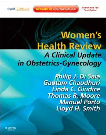 9781437714982-1437714986-Women's Health Review: A Clinical Update in Obstetrics - Gynecology (Expert Consult - Online and Print)