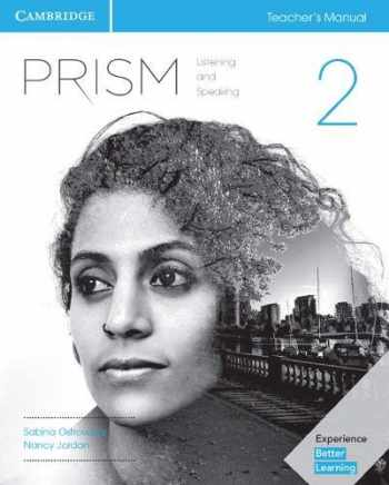 9781316625163-1316625168-Prism Level 2 Teacher's Manual Listening and Speaking