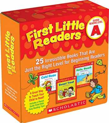9780545231497-0545231493-First Little Readers Parent Pack: Guided Reading Level A: 25 Irresistible Books That Are Just the Right Level for Beginning Readers