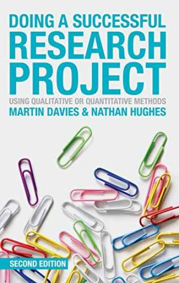Buy a research project