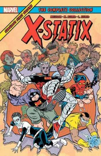 9781302924034-1302924036-X-Statix: The Complete Collection Vol. 1