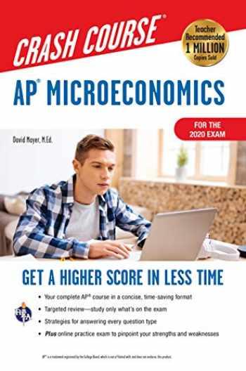 9780738612607-073861260X-AP® Microeconomics Crash Course, Book + Online: Get a Higher Score in Less Time (Advanced Placement (AP) Crash Course