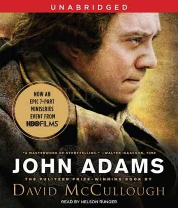 9780743572439-0743572432-John Adams Movie Tie-In