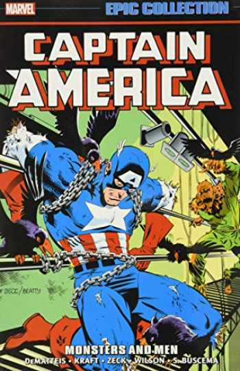 9781302923235-1302923234-Captain America Epic Collection: Monsters and Men