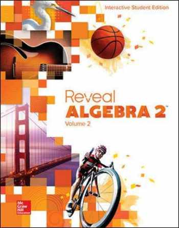 9780078997549-0078997542-Reveal Algebra 2, Interactive Student Edition, Volume 2 (MERRILL ALGEBRA 2)