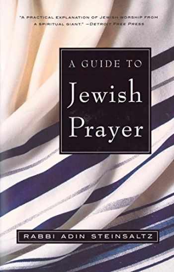 9780805211474-0805211470-A Guide to Jewish Prayer