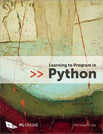 9781910523117-1910523119-Learning to Program in Python