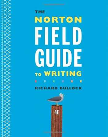9780393264357-0393264351-The Norton Field Guide to Writing (Fourth Edition)