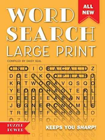9781786647610-1786647613-Word Search Large Print (Orange): Word Play Twists and Challenges (Puzzle Power)