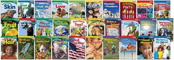 9781493827039-1493827030-Teacher Created Materials - TIME For Kids Informational Text Collection - 30 Book Set - Grade K