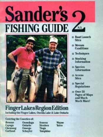 9780961805708-0961805706-Sander's Fishing Guide to New York #2: Finger Lakes Region