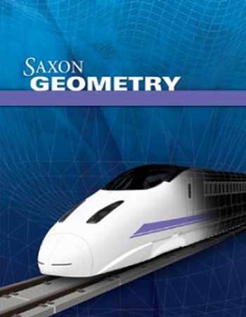 9781600329760-1600329764-Saxon Geometry: Homeschool Kit with Solutions Manual