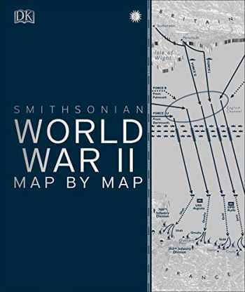 9781465481795-1465481796-World War II Map by Map