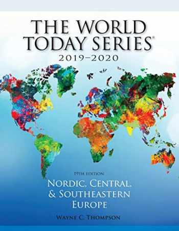 9781475851793-1475851790-Nordic, Central, and Southeastern Europe 2019-2020 (World Today (Stryker))