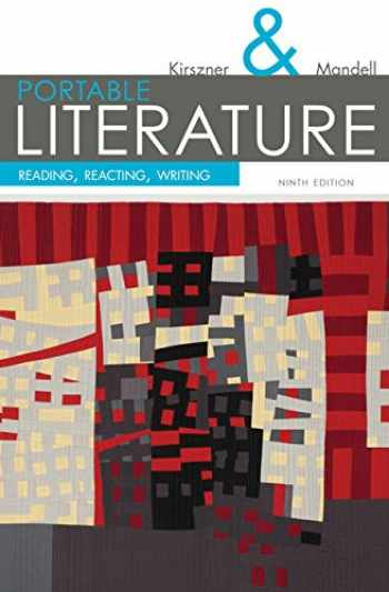 9781337284998-1337284998-Portable Literature: Reading, Reacting, Writing (with 2016 MLA Update Card) (The Kirszner/Mandell Literature Series)