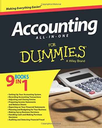 9781118758007-1118758005-Accounting All-in-One For Dummies (For Dummies Series)