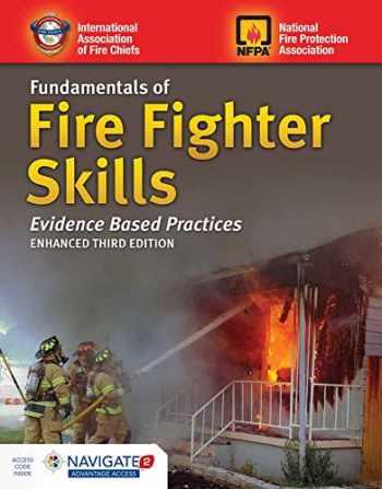 9781284098211-1284098214-Fundamentals of Fire Fighter Skills Student Workbook