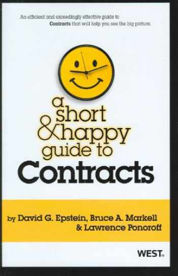 9780314277930-0314277935-A Short & Happy Guide to Contracts (Short & Happy Guides)