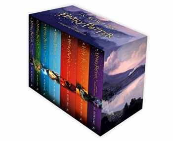 9781408856772-1408856778-Harry Potter Box Set: The Complete Collection