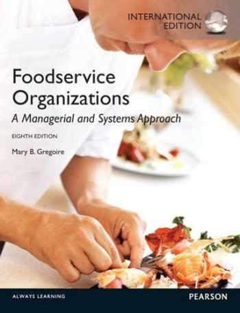 9780132965118-0132965119-Food Service Organizations