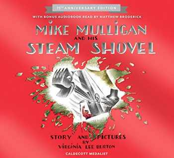 9780544279926-0544279921-Mike Mulligan and His Steam Shovel 75th Anniversary (Read Along Book)