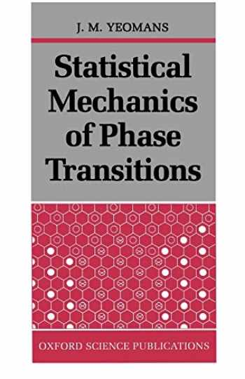 9780198517306-0198517300-Statistical Mechanics of Phase Transitions (Oxford Science Publications)