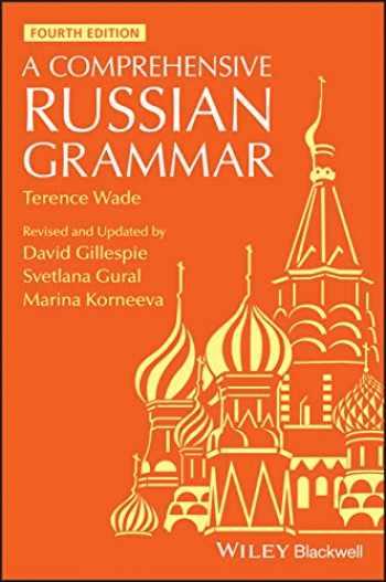 9781119520290-1119520290-A Comprehensive Russian Grammar (Blackwell Reference Grammars)
