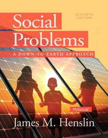 9780205965120-0205965121-Social Problems: A Down to Earth Approach (11th Edition)