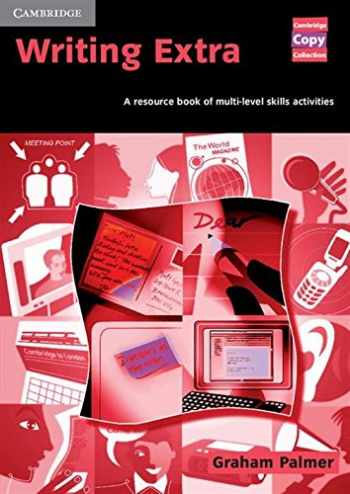 9780521532877-0521532876-Writing Extra: A Resource Book of Multi-Level Skills Activities (Cambridge Copy Collection)