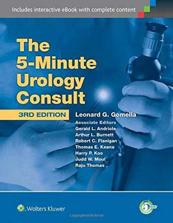 9781451189988-1451189982-The 5 Minute Urology Consult