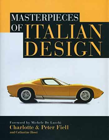 9781847960474-1847960472-Masterpieces of Italian Design