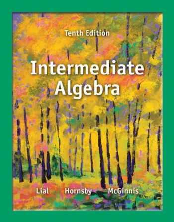 9780321872180-0321872185-Intermediate Algebra (10th Edition)