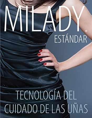 9781285080598-1285080599-Spanish Translated, Milady Standard Nail Technology