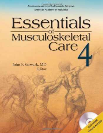 9780892035793-089203579X-Essentials of Musculoskeletal Care 4th edition