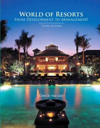 9780133097146-0133097145-World of Resorts with Answer Sheet, The (AHLEI) (3rd Edition) (AHLEI - Lodging)